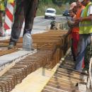 Most preko Mirovske reke, ID 2126 - radovi na rehabilitaciji