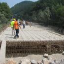 Most preko reke Arnaute, ID 2127- radovi na rehabilitaciji