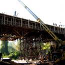 Ostruznica-railway bridge